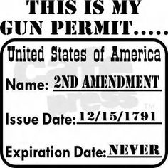Funny and or stupid signs about guns. Funny signs about the second amendment. Funny signs and quotes about gun control. Gun Quotes, Life Quotes, Daily Quotes, Survival, Pro Gun, Love Gun, Gun Rights, Dont Tread On Me, Gun Control