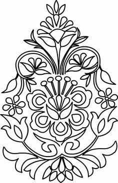 Ideas embroidery mexican pattern folk art Ideas embroidery mexican pattern folk artYou can find Folk embroidery and more on our Id. Mexican Embroidery, Folk Embroidery, Hand Embroidery Patterns, Cross Stitch Embroidery, Indian Embroidery Designs, Indian Patterns, Mundo Hippie, Bordado Popular, Mexican Pattern