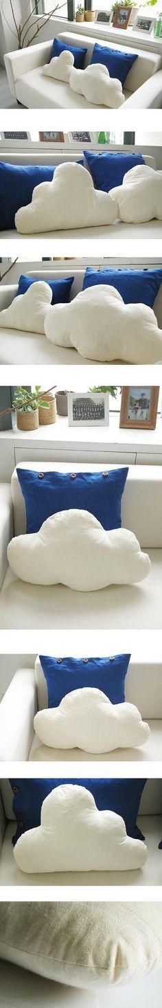 Cloud pillows, Simples XD