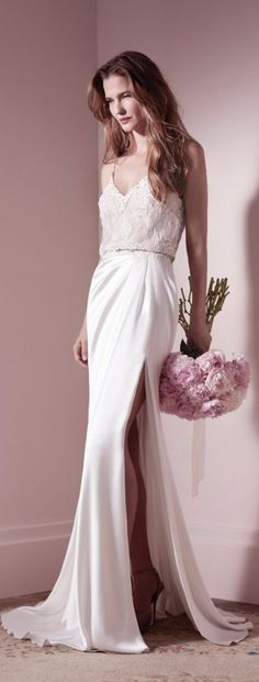 Lihi Hod 2013 Bridal Collection - Belle The Magazine Bridal Dresses, Wedding Gowns, Bridesmaid Dresses, Party Dresses, Yes To The Dress, Dress Up, Silk Dress, Perfect Day, Casual Wedding