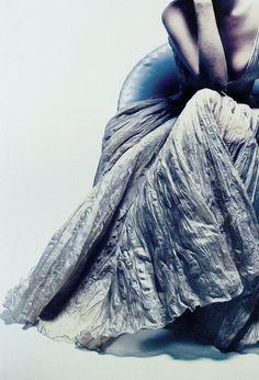 Tatjana Patitz by Nick Knight for Jil Sander