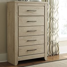Signature Design by Ashley Annilynn 5 Drawer Chest