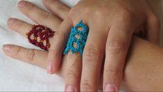 Needle Tatting Ring