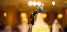 4 Killer Public Speaking Tips From Comedians