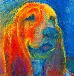 #dogs #dogart #doggift #painting #oscarjetson #canine #puppy