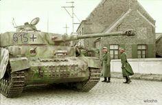 12 SS Pz. Div - Pzkpfw IV-615 Wilma-Paula