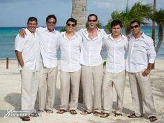 Groom, Groomsmen attire for beach wedding! Opinion please! | Weddings, Beauty and Attire | Wedding Forums | WeddingWire
