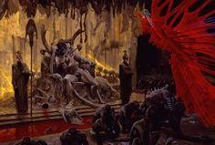 Appendage: Wayne Barlowe - Inferno