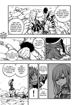 Fairy Tail 509 - One last thing... so essentially every ship is going to set sail soon. We've even got Jellal thinking of Erza after getting his ass handed to him. ❤️