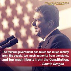 "Ronald Reagan the ""Great Communicator"""