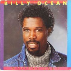 """This vinyl rip of Billy Ocean's """"Mystery Lady"""" features a remix by Nigel Green and long versions of """"European Queen"""" and """"African Queen"""" on the b… Music Pics, Music Pictures, 80s Music, Music Videos, Billy Ocean, R&b Soul Music, Record Collection, Music Lovers, Music Publishing"""