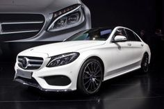 Check Out The New Mercedes C-Class AMG Sport 2014 - Swarve Men