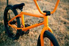 Bmx orange