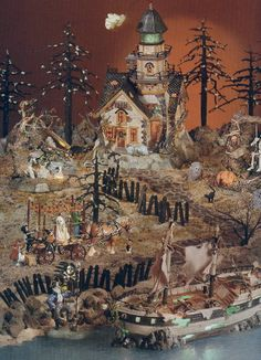 Image detail for -56 Halloween Village, Hard to Find Dept 56 Halloween Village, Dept 56 ...