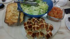 Easter eve dinner