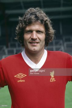 1970's John Toshack Liverpool striker 19701978 who also won 40 Wales... News Photo | Getty Images