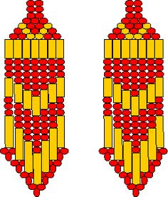 6 Free Earring Patterns to Learn How to Make Earrings