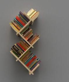 Librero moderno y económico.