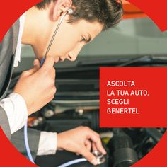 In caso di necessità la tua auto ti suggerisce Genertel: carro attrezzi e vettura sostitutiva, 24 ore su 24, in tutta Europa.