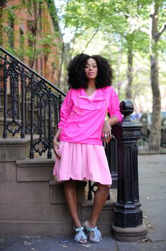 Solange Knowles for the New York Times.