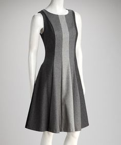 Take a look at this Graphite Manor Wool-Blend Rhodes Skirt by Eva Franco on #zulily today!
