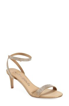 Pedro Garcia 'Quinta' Crystal Embellished Sandal (Women)
