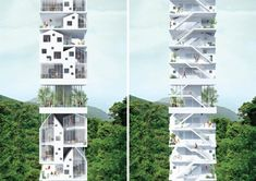 Results: Hong Kong Pixel Home Competition | Competitions.archi
