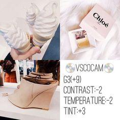 VSCO Cam Filter G3 (+9)