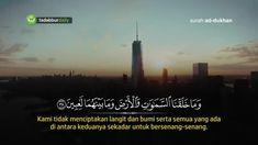 Surah Ad Dukhan Qari Fahed Wasel al Mutairi full video see on youtube @tadabbur_ #tadabburdaily  Follow  @dakwahbro @dakwahbro @dakwahbro Share Post ini.  InsyaAllah Amal Jariyah bagi kita semua.   #dakwahbro #dakwah #ramadhan #ramadhan1439h Quran Quotes, Islamic, Ads, Youtube, Instagram