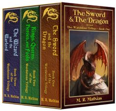 The Complete Wardstone Trilogy by [Mathias, M. R.]