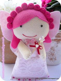 Fairy - I love her hair
