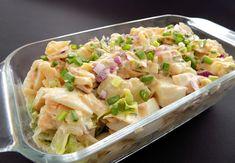 Szybka sałatka Hot Dog, Potato Salad, Cabbage, Food And Drink, Potatoes, Impreza, Vegetables, Ethnic Recipes, Blog