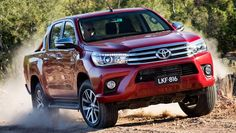The Toyota HiLux, Australia's favourite workhorse for more than three decades, has been among the Top Three sellers outright for the past four years.