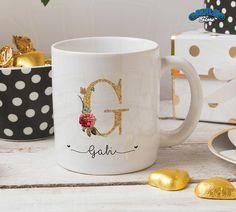 Personalized Mugs, Mug Cup, Mandala Art, Mug Designs, Print Design, Mickey Mouse, Water Bottle, Pottery, Ceramics