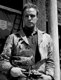 """""""A small-minded little town in the middle of nowhere."""" — Marlon Brando (on Hollywood)"""