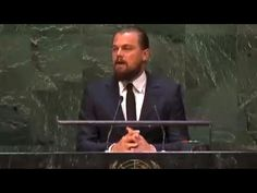 Leonardo DiCaprio, an Actor of Characters, and Hero of the Ecosystem