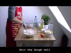 In this video, at-the-world intern Norma shows us how to make a delicious sparkling water cake from her grandma. Watch now to learn how to make this easy and yummy treat!  |  www.eat-the-world.com  |  Food & Culinary Tour Throughout Germany