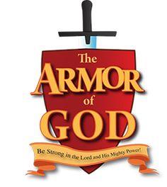 Full armor of god bible study for children
