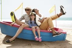 Beach Line Boat Shoe for the Family www.crocs.eu