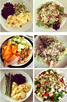 Lunch Pails & Lipstick: Clean Eating. I love the tips and recipes in this!