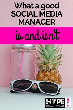 What a good social media manager is and isn't!