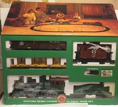 Bachmann Big Hauler Radio Control RC Train 90-0100 55 pc G scale Track New  #Bachmann