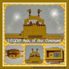 Building Legos with Christ: What is the Ark of the Covenant?