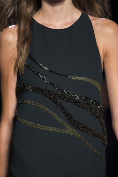Narciso Rodriguez at New York Spring 2015 (Details)