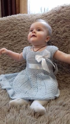 Discount christening dress baptism gowns dress for baby crochet dresses