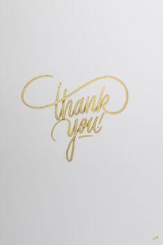 Gold lettering  by Ricardo Gonzalez