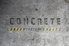 5 highly detailed and high resolution concrete textures. Especially picked and re-worked for all your graphics related work. Old Wood Texture, Concrete Texture, Concrete Background, Textured Background, Bi Fold Brochure, Book Catalogue, Texture Packs, Layer Style, Text Effects