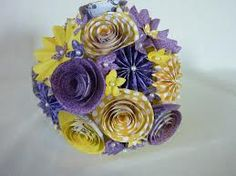 paper flower options