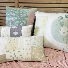 Love seeing what people create with my fabric (and tea towels )!! Jennie of @hiccupart has been busy making some gorgeous cushions