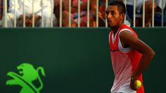 Nick Kyrgios faces Milos Raonic in the Miami Open quarter-finals